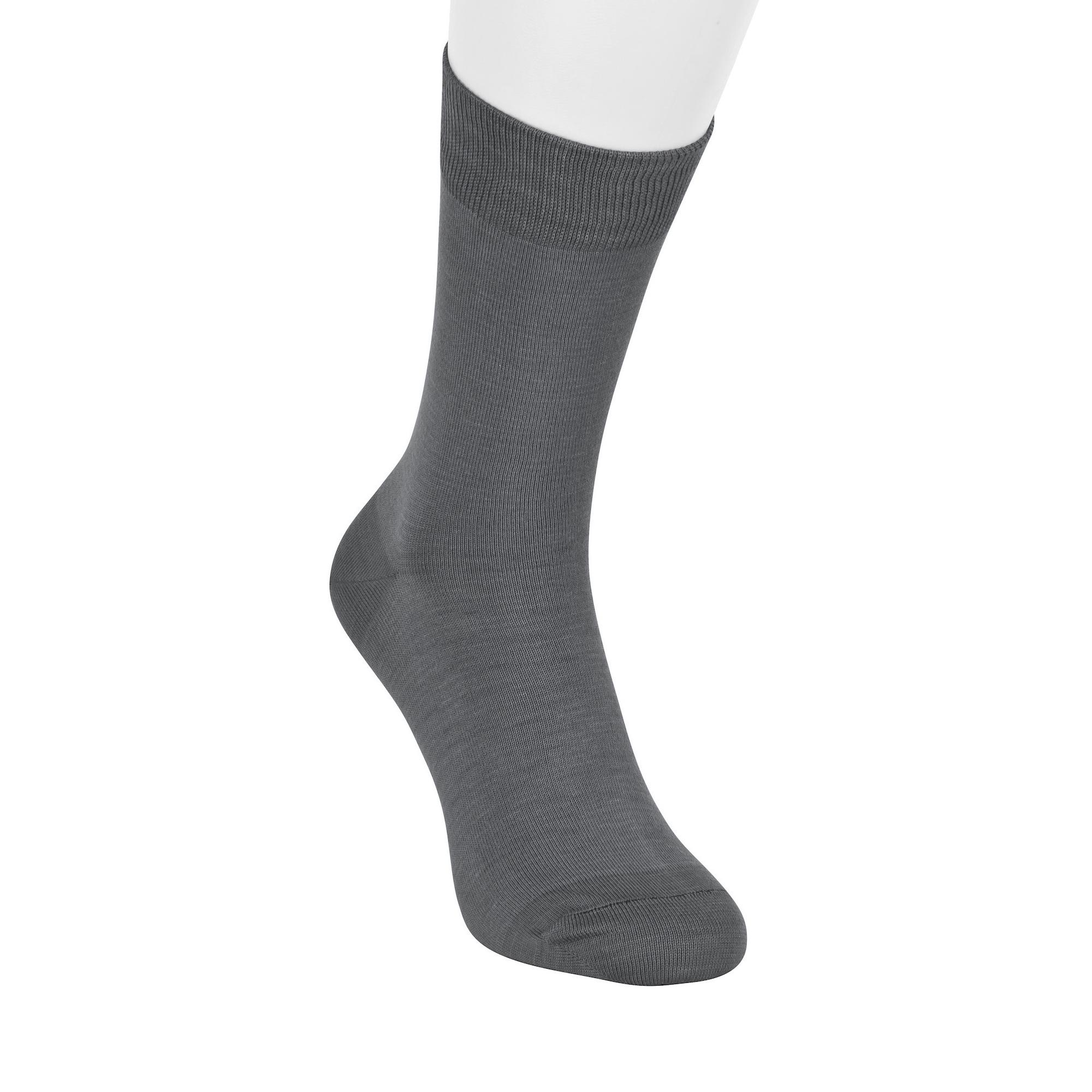 Chaussette classique - Vêtement en fibre d'argent
